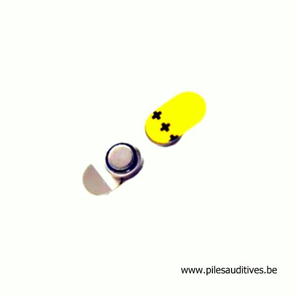 1 hearing aid batterie A10