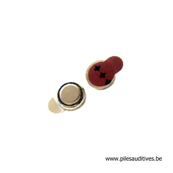 1 hearing aid batterie A312