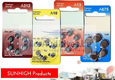 Sunhigh product range