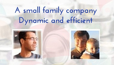 A small family dynamic and efficient company