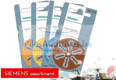 Siemens assortiment